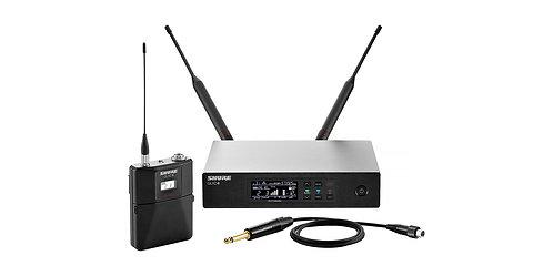 Shure QLXD Bodypack Wireless