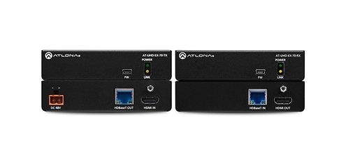 4K/UHD HDMI / HDBaseT TX/RX / PoE