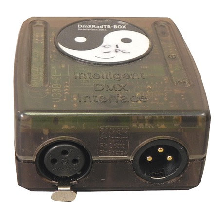 Boitier open DMX - Interface USB & émetteur WDMX
