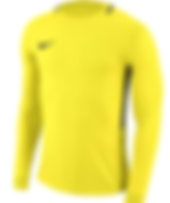 Nike Park Goalie III Opti Yellow Goalkee