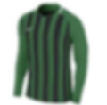 Nike Striped Division III LS Football Sh