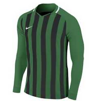 Nike Striped Division III LS Football Sh