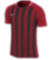 Nike Striped Division III SS Football Sh