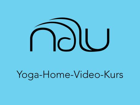 Der 1. Nalu-Yoga-Home-Video-Kurs startet!