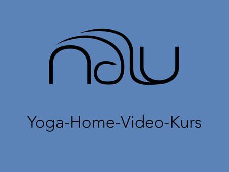 Der 8-wöchige Nalu-Yoga-Home-Video-Kurs startet erneut am 05. Mai 2020!