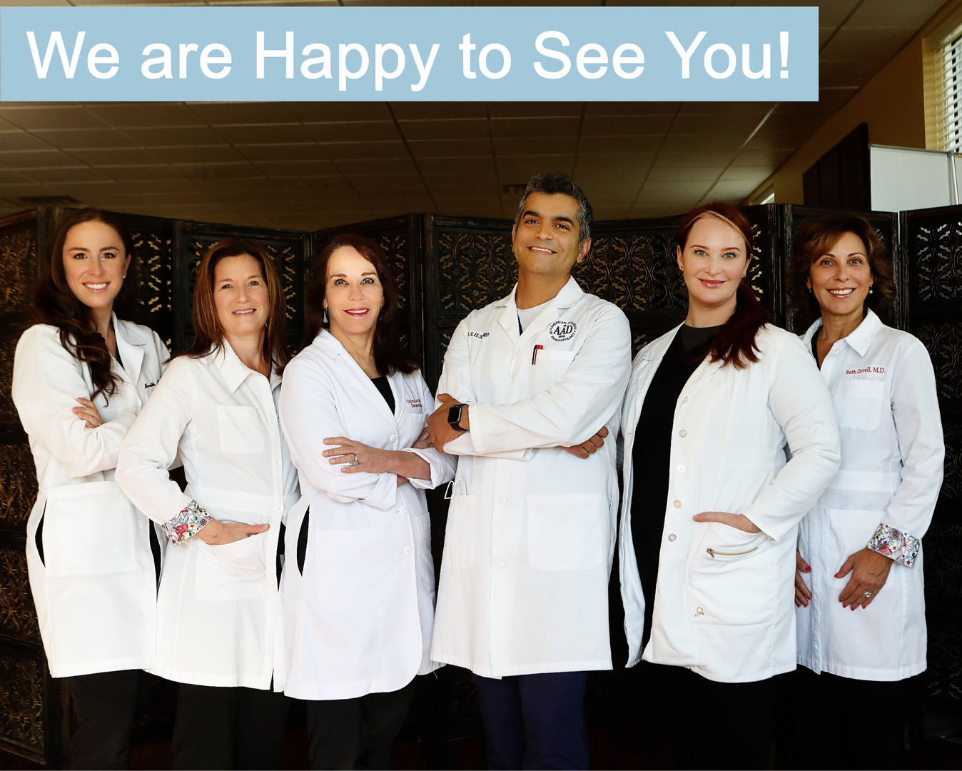 Our Team of Dermatologists