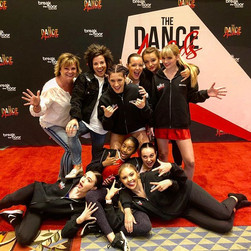 Day 1 _thedanceawards with our Teen and Senior Best Dancers!