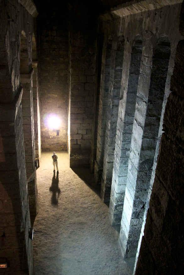 Cistern of Dara