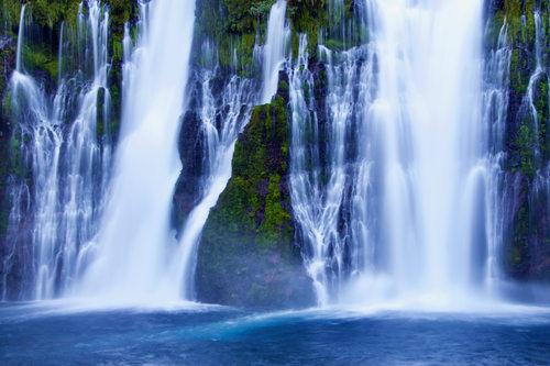 Curtain of Burney Falls