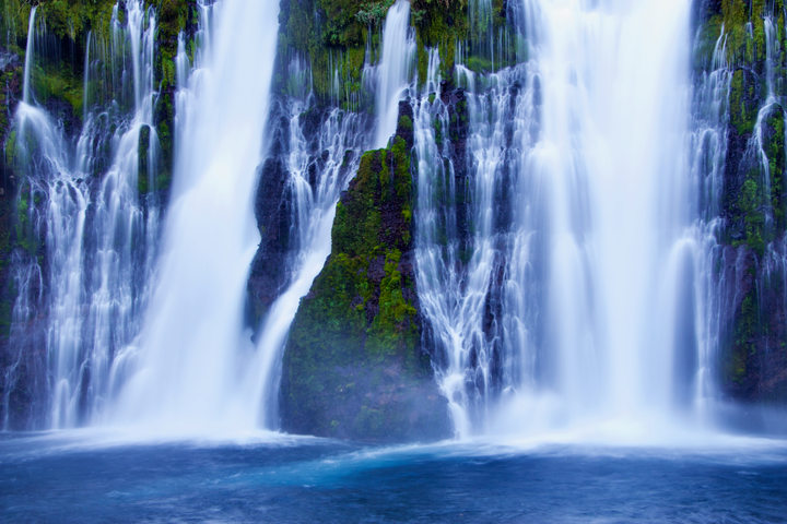 Curtain of Burney Falls