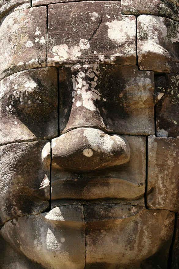Face of Bayon