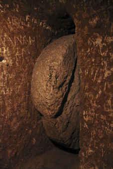 Door of Derinkuyu