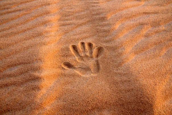 Sahara Imprint