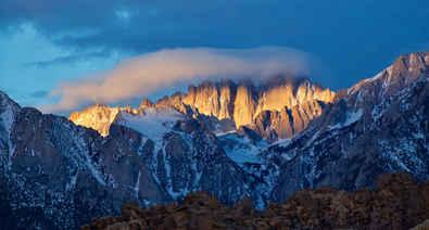 Morning's Peak
