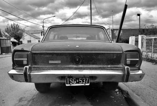 Streets of Ushuaia