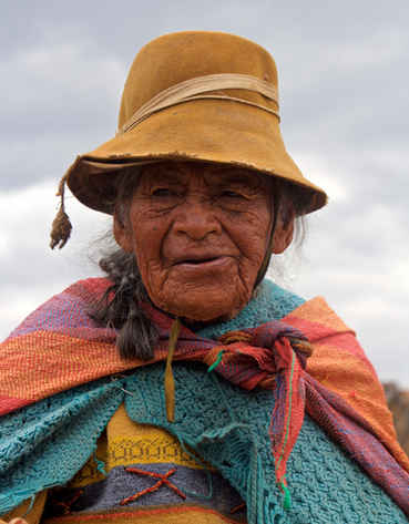 Lifetime in the Andes