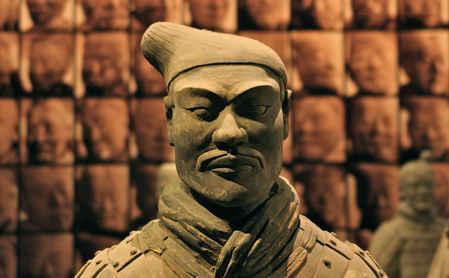 Terracotta Soldier