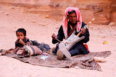 Bedouin Melody