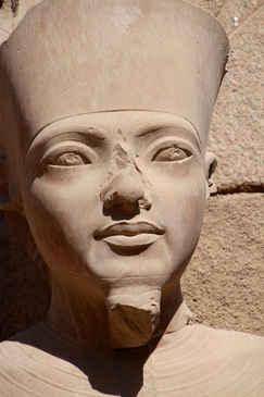 Karnak's Boy Pharaoh