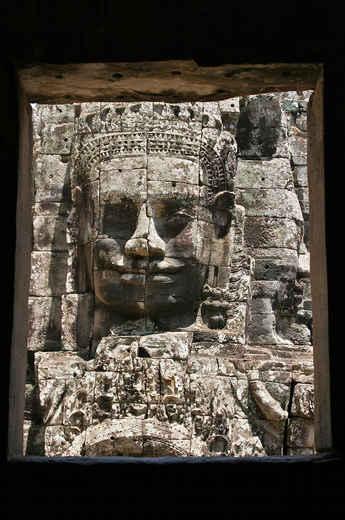 Khmer Window