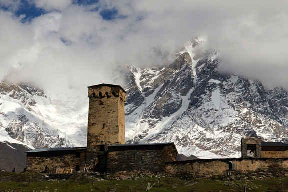 Glacial Monastery