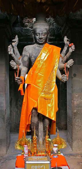 Gods of the Khmer