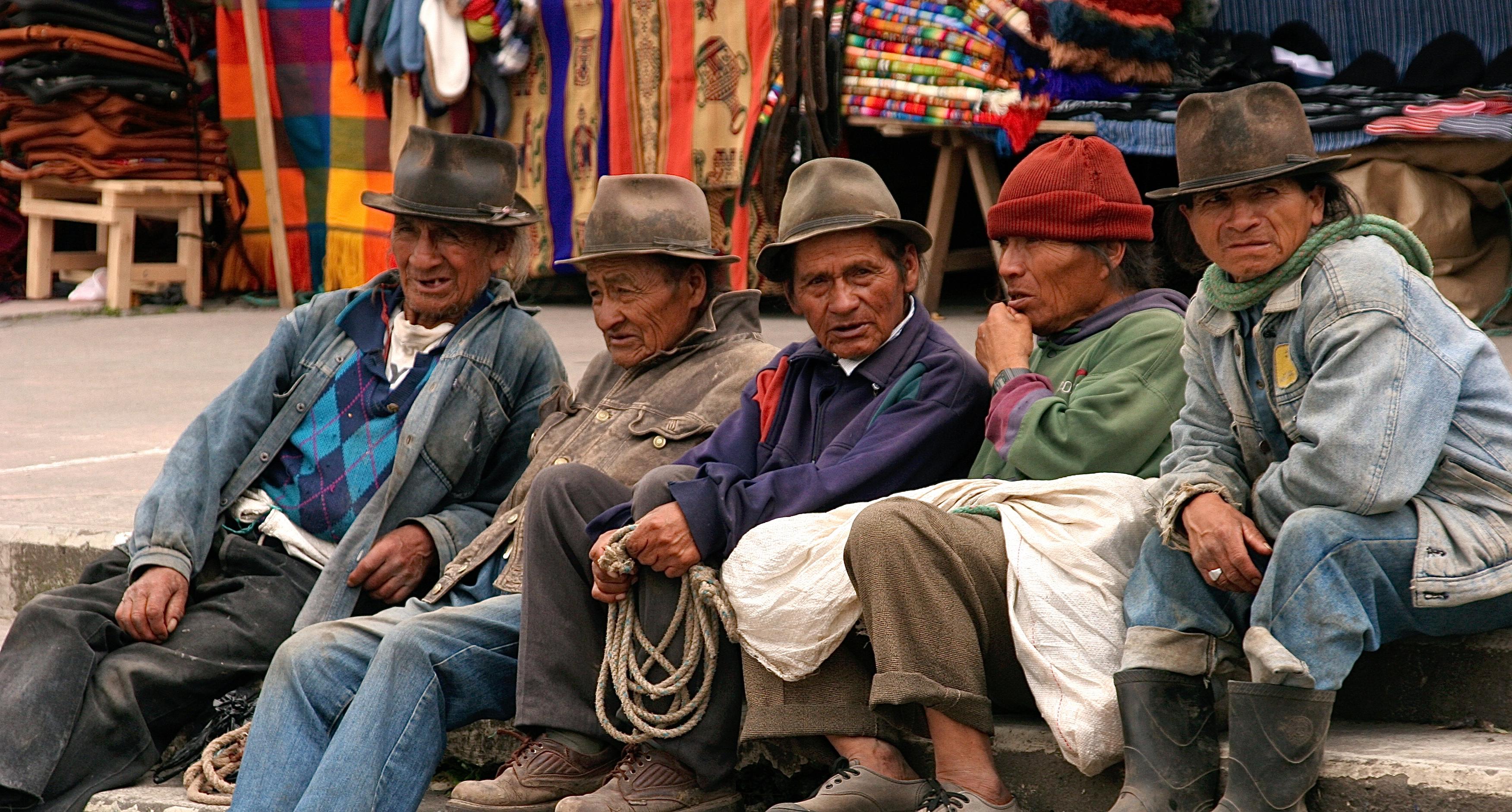 Ecuador Men