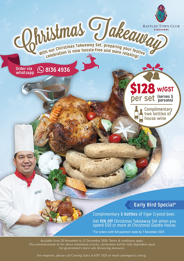 BQ - Christmas Takeaway Set - A5 Flyer_v
