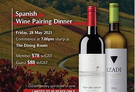 DR Spanish Wine Dinner.JPG