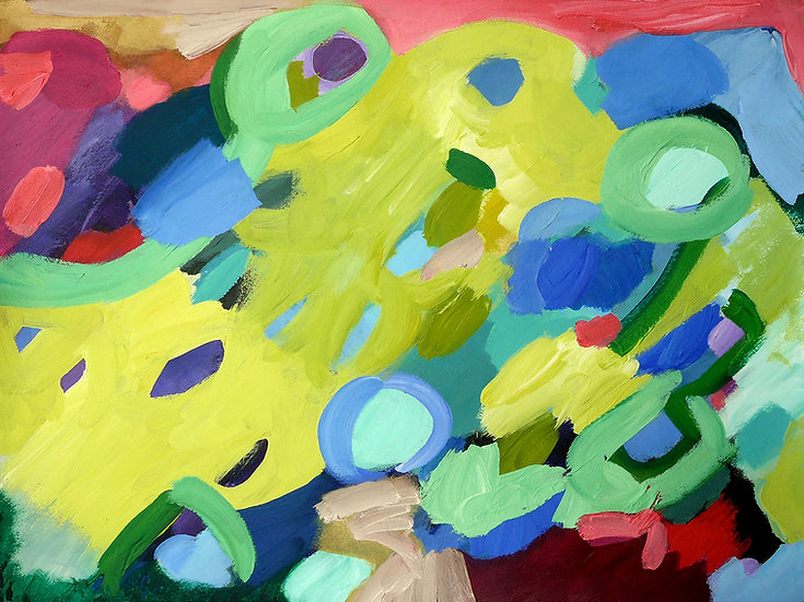 Thoughts Of Kandinsky