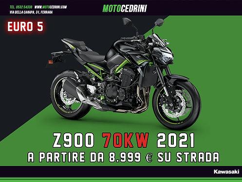 KAWASAKI Z900 (2021)