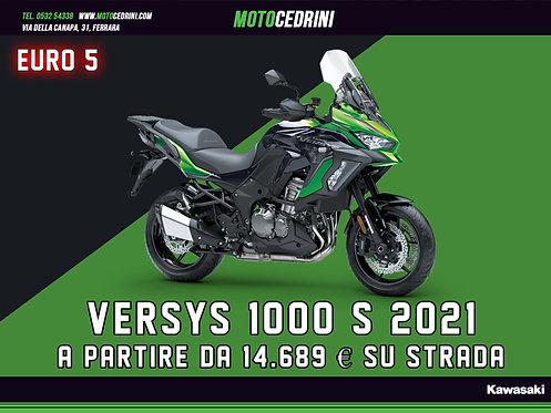 KAWASAKI VERSYS 1000 S (2021)