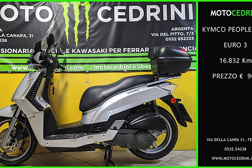 Kymco People S 250 (2008)