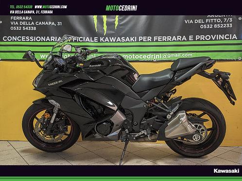 Kawasaki Z 1000 SX (2018)