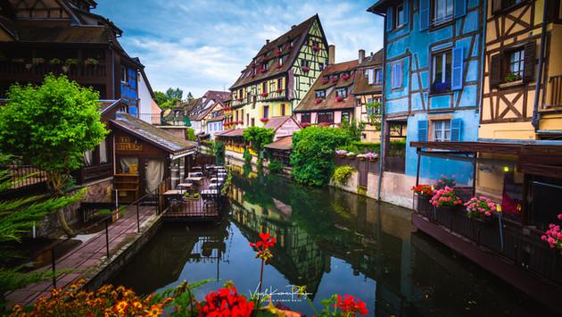 Colmar,Alsace