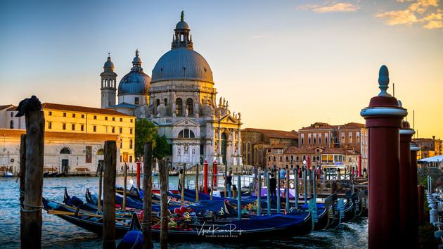 Last Light,Venice