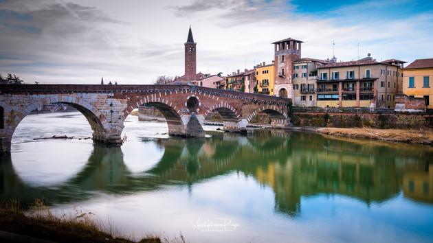 Ponte Pietra,Verona