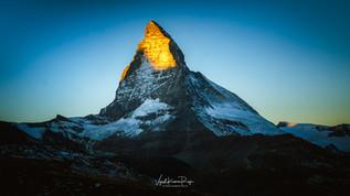 First Light,Matterhorn