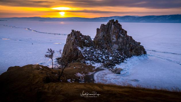 Sacred Shaman Rock