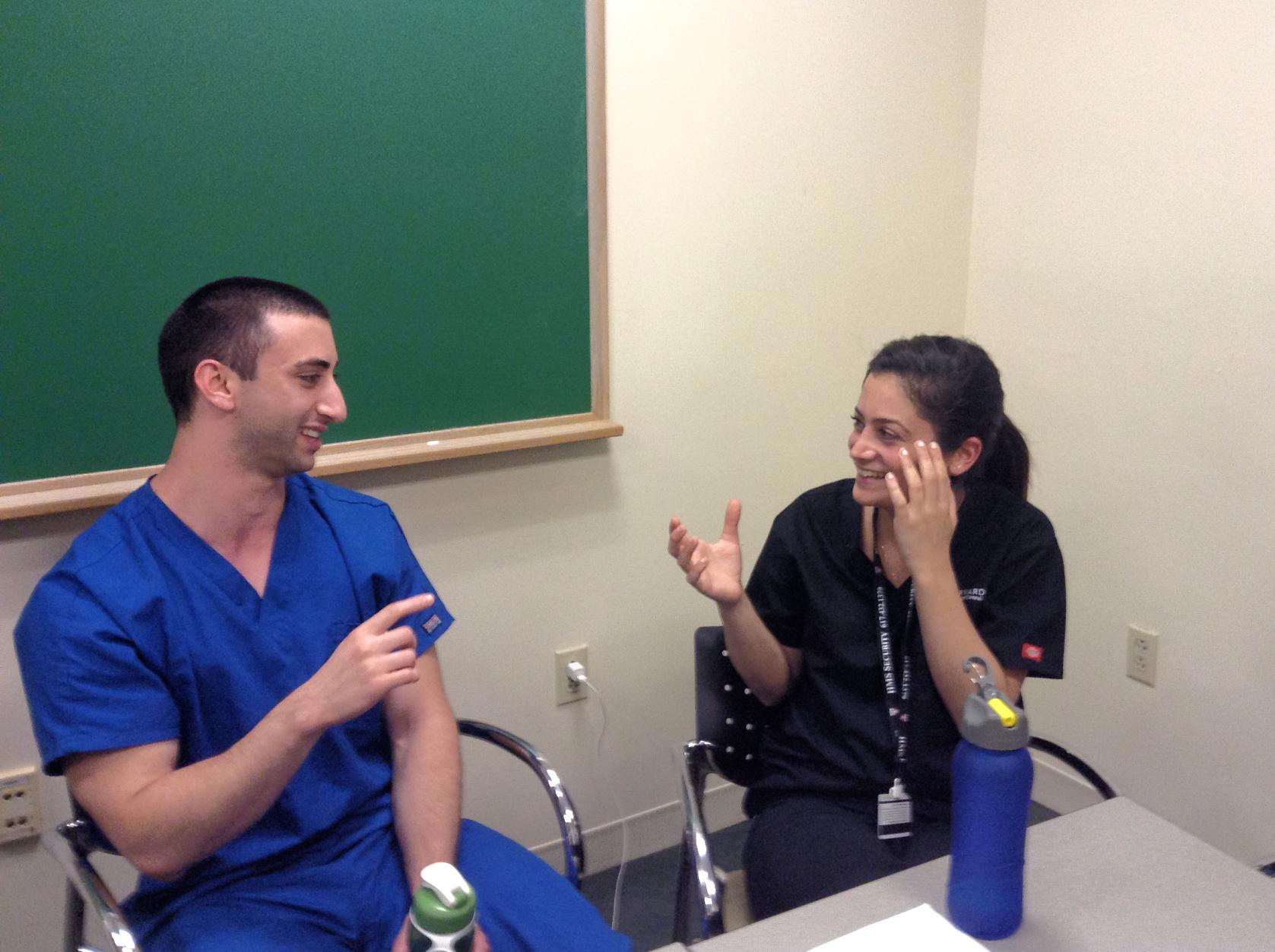 Medical Spanish Classes in Boston!