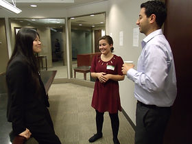 Our Nonprofit Management Interns are truly valued in AES!
