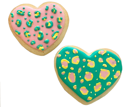 Cheetah Cookie Kits for May 6th
