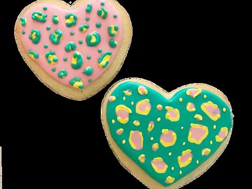 Cheetah Cookie Kits