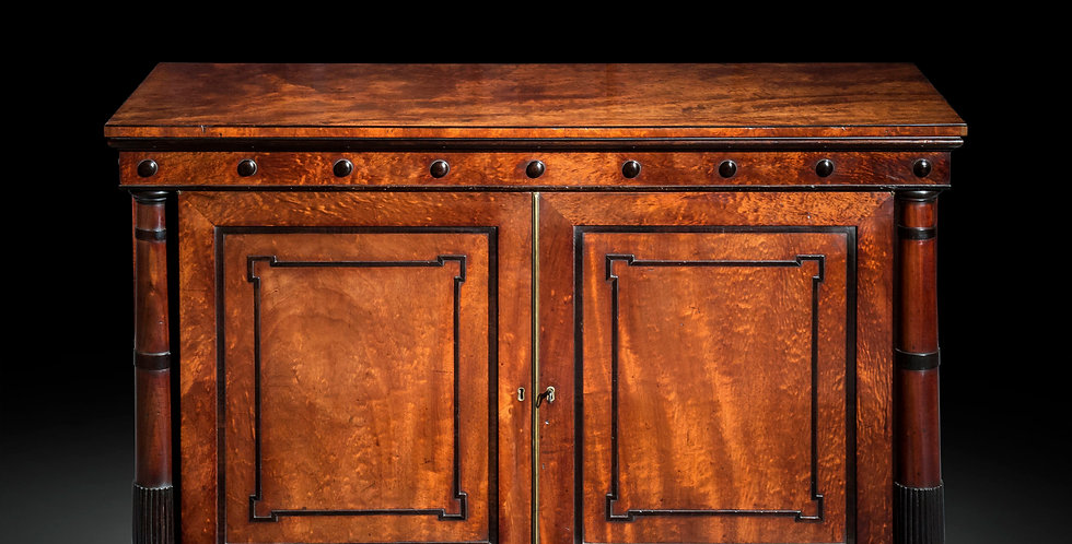 Regency Side Cabinet in the manner of George Bullock