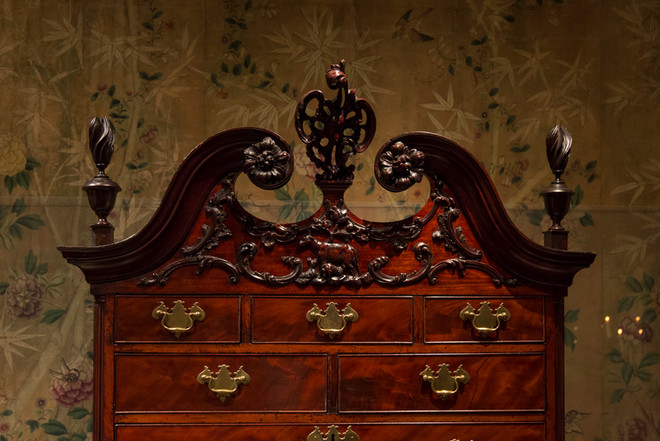 Masterpieces of American Furniture at Winterthur