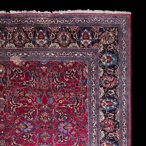 Large Antique Oriental Carpet