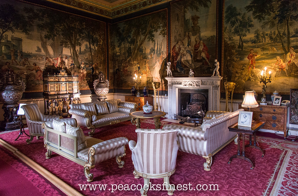Gillows suite at Nostell Priory