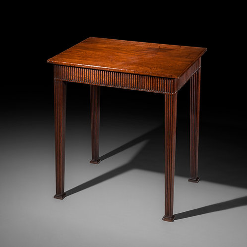 George III Neoclassical Table