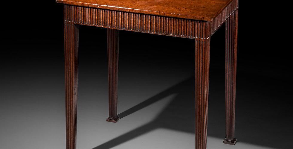 George III Neoclassical Table