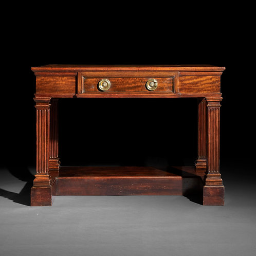19th Century Neoclassical Side Table